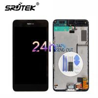 4 5 TFT LCD For NOKIA Lumia 630 Display Touch Screen For NOKIA Screen Lumia 630