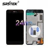 4 5 TFT LCD For NOKIA Lumia 630 Display Touch Screen For NOKIA Screen Lumia 630