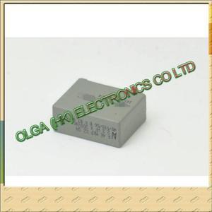 Brand new AV R46 2.2 uf 2 X2 MKP safety film capacit u2 225/300 vac P = 27.5 mm(China)