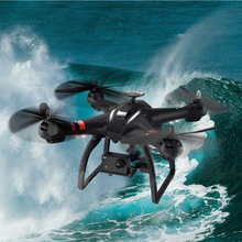 Professional Wifi FPV RC drone X21 Brushless double GPS RC Quadcopter with 1080P
