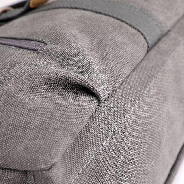 Women Fashion Casual canvas Tote Handbag Multifunctional Female Bag High Quality Shoulder Bag 2