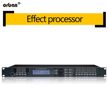 4.8SP DSP480 professional audio processor effects 4 in 8 out processing