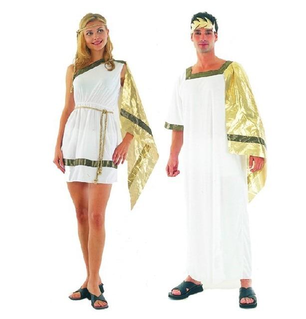 Party cosplay kostüm griechenland kluge männer oder frauen kleidung ...