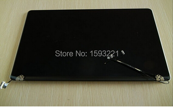 13.3'' 2560*1600 Brand 2012 year for Apple Macbook Pro A1425  LCD Display Screen Full Assembly Retina Repair panel
