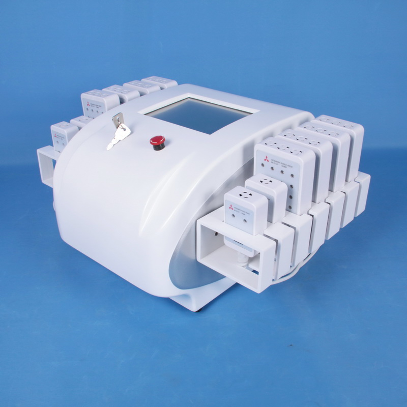 Laser Slim Equipment Fat Reduction Machine Body Shaping Laser Weight Loss Machine (12pcs Paddles)