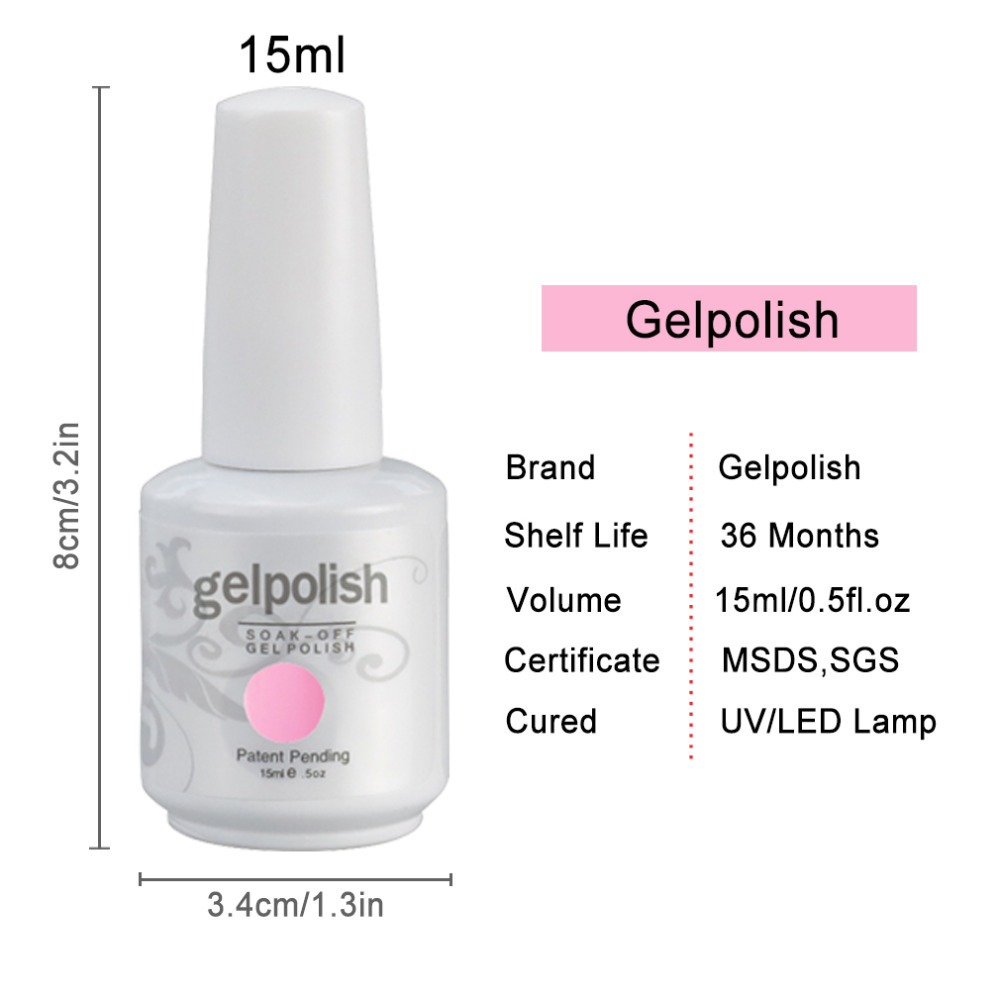 Professional Gel Nail Polish Brands Creative Touch