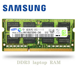 Samsung Memory Notebook Laptop 1333 1600mhz Pc3 Ddr3 8500S 10600S 1066mhz SO-DIMM 8GB