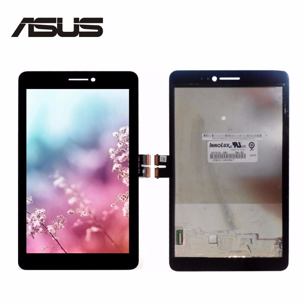 цены  Original For Asus Fonepad 7 Memo HD 7 ME175 ME175CG K00Z Touch Screen LCD Display Matrix Panel Digitizer Tablet Assembly Parts