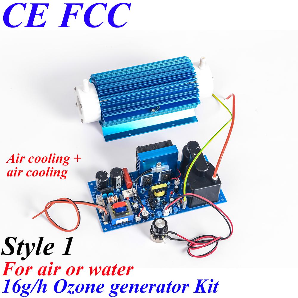 To Japan Pinuslongaeva 16g/h Quartz tube type ozone generator Kit ozone water sterilizer in home equipment hepa air purifier to russia pinuslongaeva 12g h quartz tube type ozone generator kit water ozonator for water plant portable purifier ozonator