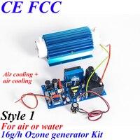 To Japan Pinuslongaeva 16g/h Quartz tube type ozone generator Kit ozone water sterilizer in home equipment hepa air purifier