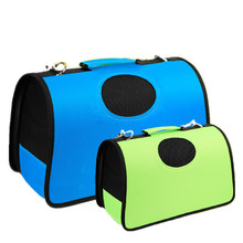 Dog Bed Mats House Puppy kennel Cat nest Traveling Pet Carrier Foldable Handbag Oxford cloth Shoulder Bags supplies product