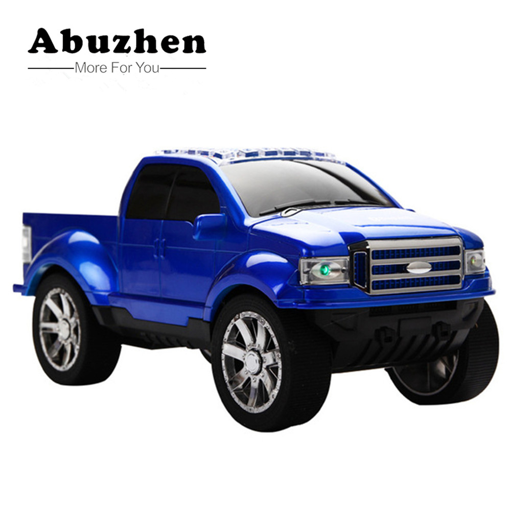 Abuzhen Bluetooth Speaker Portable Truck Shape Blutooth Stereo Speaker Support Hands-free TF Card FM Radio USB for iPhone HTC nby18 outdoor mini bluetooth speaker portable wireless speaker music stereo subwoofer loudspeaker fm radio support tf aux usb