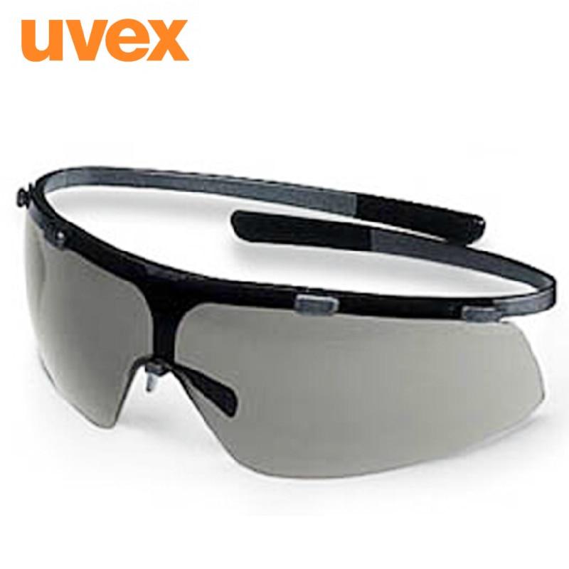 ФОТО Uvex sunglasses 9172 eyes protective goggle ultra-thin lenses performance anti-fog anti-uv black lenses G0622