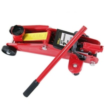 Horizontal Hydraulic Trolley Car Jacks Mini Floor Jack Car Lifting Equipment Portable Car Tire Replacement Repair Tool Kit