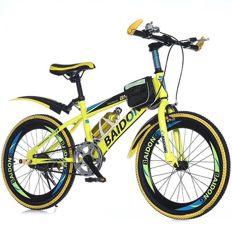 Single-speed Bicycle Mountain Bike 20 Inch 22 Inch Children/student Bicycle