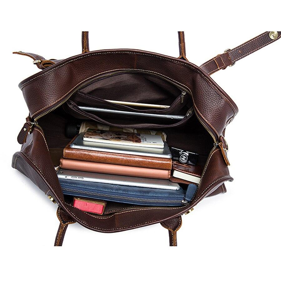 bolsa de couro dos homens Tipo : Luggage Travel Bag, Duffel Travel Bag
