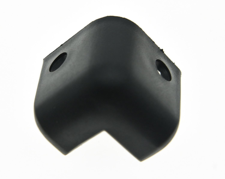 KAISH8x hard plastic 2-gaats gitaar AMP cabinet hoeken - Muziekinstrumenten - Foto 3