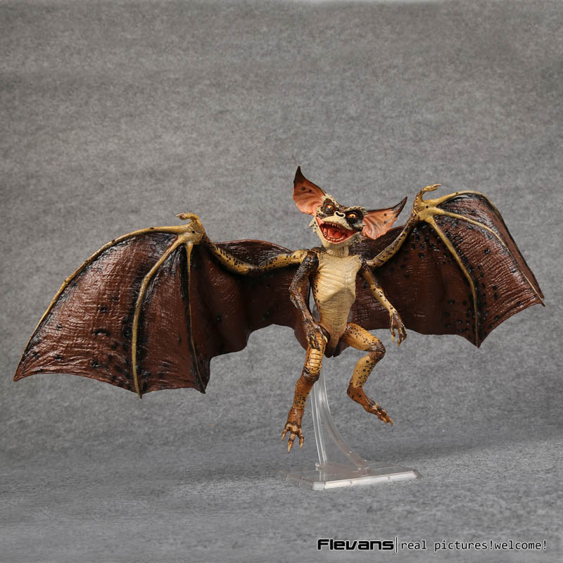 NECA Gremlins Bat Gremlin PVC Action Figure Collectible Model Toy 7 18cm neca dc comics batman superman the joker pvc action figure collectible toy 7 18cm