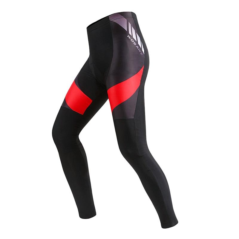 WOSAWE Pro Biciklizam odjeća s dugim rukavima Jersey set disanje 3D - Biciklizam - Foto 4
