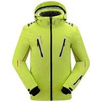 Мужская лыжная куртка Pelliot, теплая куртка для сноубординга, дышащая спортивная куртка для кемпинга, бесплатная доставка