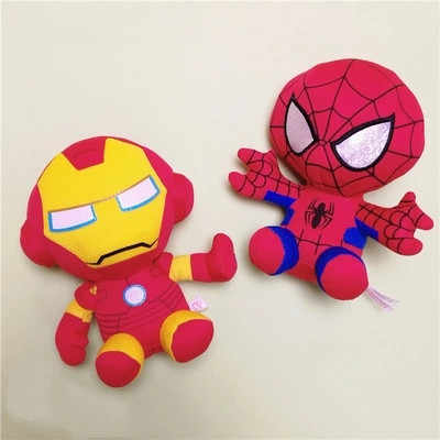 Ty 15 CENTÍMETROS Filme Deadpool Deadpool 2017 Macio Superheros Spiderman Boneca de Pelúcia Brinquedo Figura