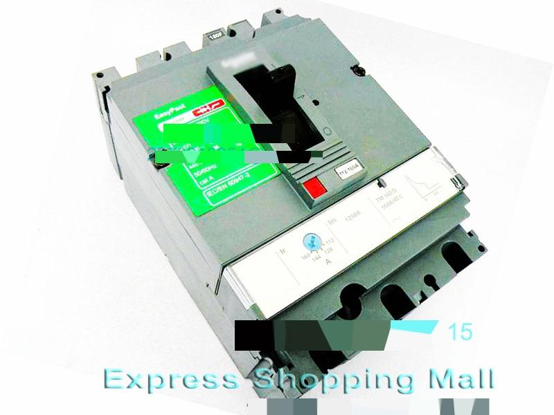 New CVS160F 3P 160A LV516333 EasyPact Moulded Case circuit break-er 400 amp 3 pole cm1 type moulded case type circuit breaker mccb