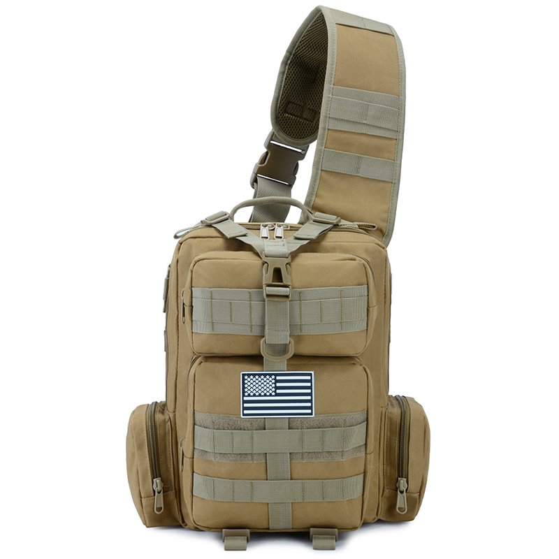 Messenger Men Shoulder-Bag Army Waterproof Male 13L Soldier Military Fishing Hiking Hunting
