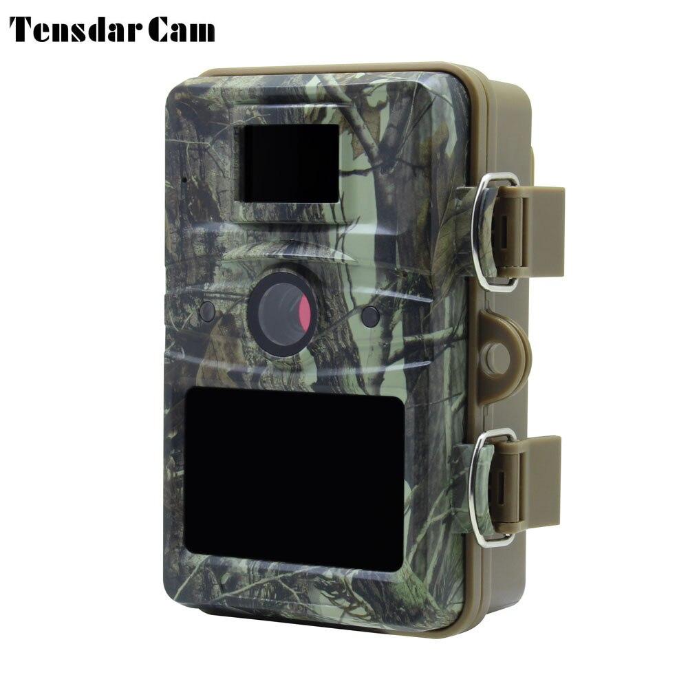 Tensdarcam Infrared Hunting Camera Trap 12MP Wildlife Game Cameras HD Night Vision Waterproof IP66 Hunter Trail Camera free shipping wildlife hunting camera infrared video trail 12mp camera