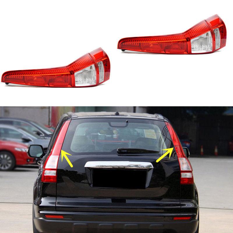 For Honda CR-V 2007-2015 Taillights Taillamps Rear Brake Stop Lights Housing trinityhonda cr v 12