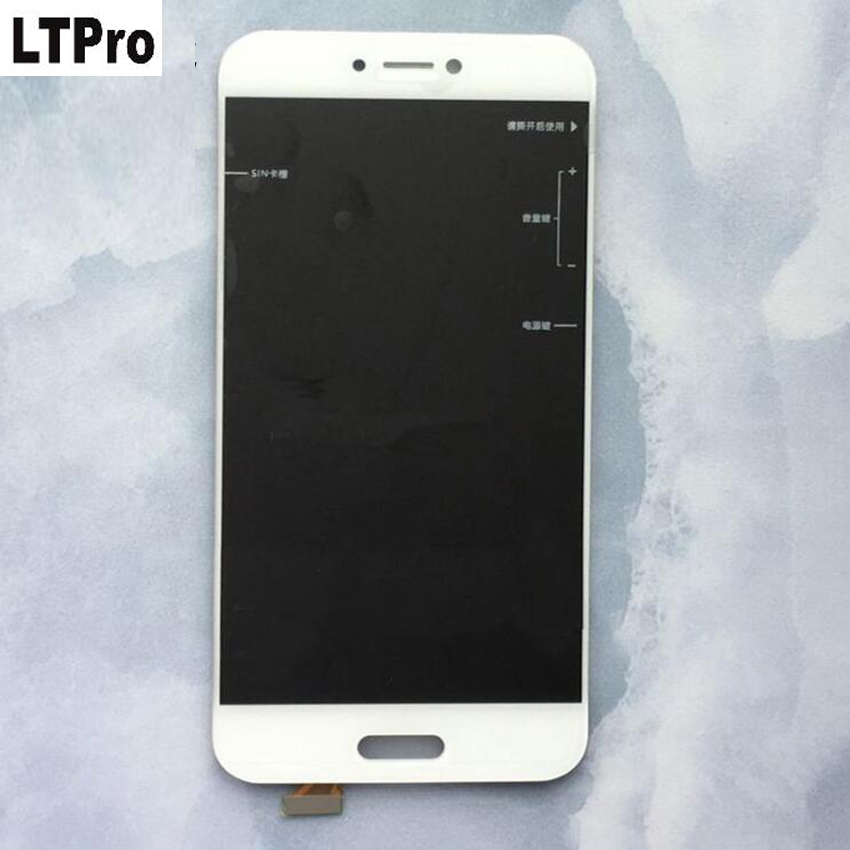 LTPro Black / White / Gold For 5.15″ NEW LCD Display Touch Screen Digitizer Assembly For Xiaomi Mi5C MI5c Replacement Parts