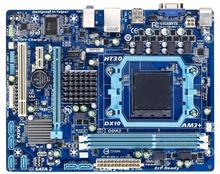 Подержанные оригинальная для gigabyte ga-78lmt-s2 ddr3 socket am3 + am3 16 ГБ usb2.0 16 ГБ usb2.0 78lmt-s2 доски
