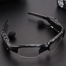 Wearable Devices Smart Bluetooth Sunglasses Sport Polarized Sun Glasses Outdoor Eyewear Wireless Headphone Glasses Lens Foldable
