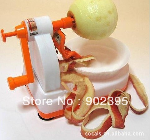 Home use kitchen Assistant Apple Peeler Corer and Slicer Apple Slinky Machine Peeler Corer Potato Fruit