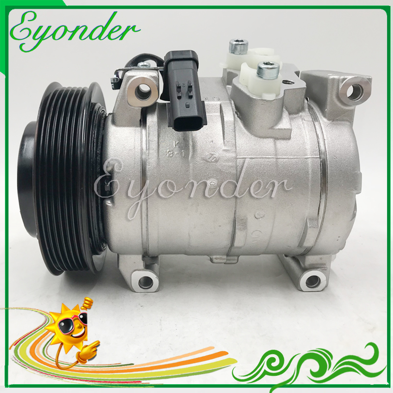 A C Air Conditioning Compressor Cooling Pump 10S17C for Chrysler VOYAGER IV RG RS 2 4