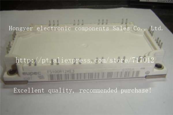 все цены на  Free Shipping KaYipHT FS100R12KE3 No New(Old components,Good quality) IGBT:100A-1200V,Can directly buy or contact the seller  онлайн