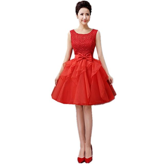 1e980201b Encaje Barato Rosa Rojo Modest Corto Apretado Cabido Atractivo octava grado  Gorgeous Formal Longitud de La. Sitúa el cursor encima para ...