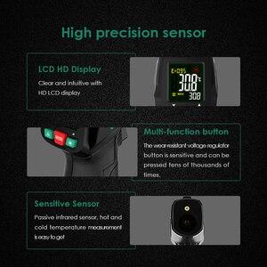 Image 4 - Non Contact thermometer Digital Infrared Thermometer Non Contact Temperature Gun Laser Handheld IR Temp Gun Colorful LCD Display