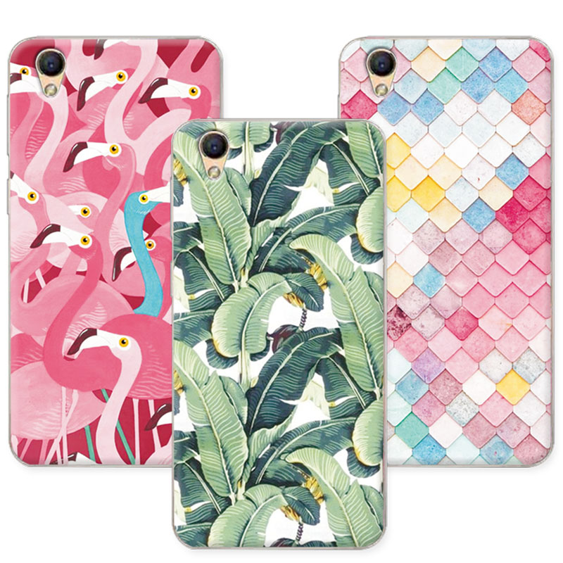 Mermaid Flamingo Painted Capa For Asus Zenfone Live