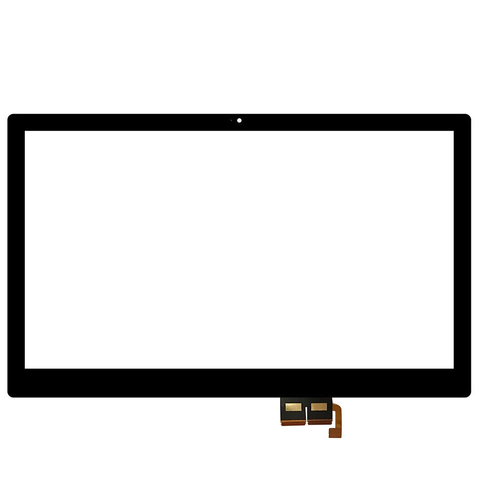15.6 Front Touch Glass + Digitizer LCD For Acer Aspire V5-571P-6815 MS2361 14 touch glass screen digitizer lcd panel display assembly panel for acer aspire v5 471 v5 471p v5 471pg v5 431p v5 431pg