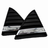 Free Shipping 2 Pcs Set Waterproof LED Daytime Running Light DRL For Ford Focus With Turning