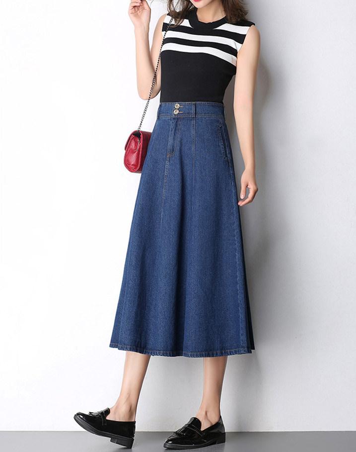 denim skirt (8)