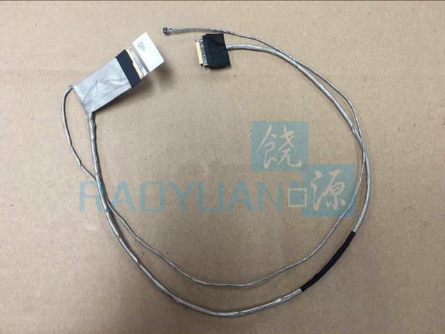 Echte Neue <font><b>LCD</b></font> LVDS Display Flex Video Kabel Für <font><b>Lenovo</b></font> G500 <font><b>G505</b></font> G505s VIWGR 15 UMA DC02001PS00 image