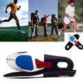 Unisex Ortopédicos Arch Suporte Pad Sapatos Correr Desporto Gel Palmilhas Almofada