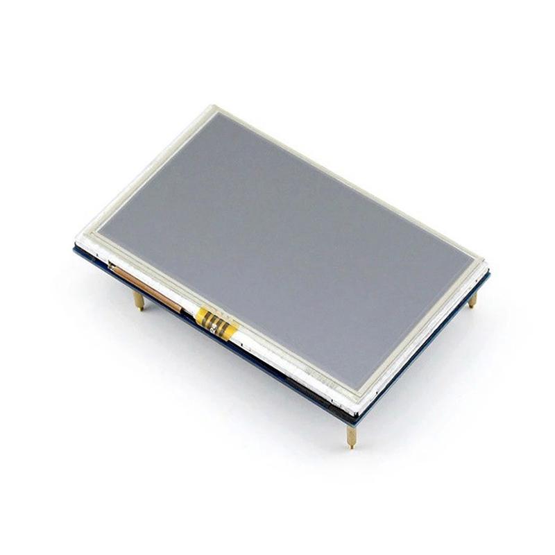 """Prix pour Raspberry Pi 3 5 pouce LCD Module D'affichage 5 """"TFT Écran HDMI 800x480 avec écran tactile Également Soutien Raspberry Pi 2 Livraison Gratuite"""