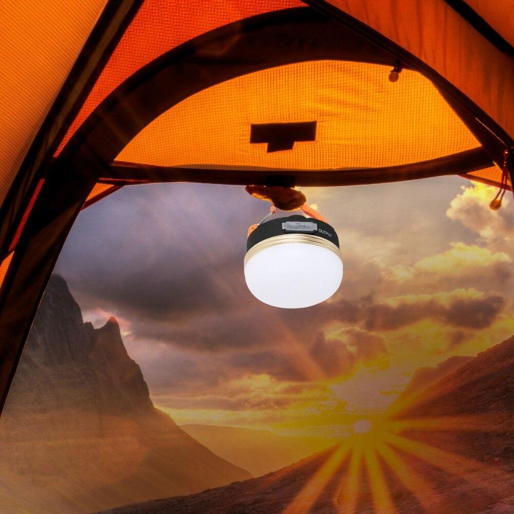 T SUNRISE led luz de acampamento ao