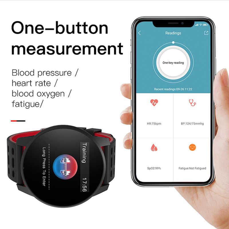 Đồng hồ thể thao Thông Minh B2 tập thể hình Vòng tay theo dõi hoạt động nhịp tim theo dõi huyết áp dành cho IOS Android Apple iPhone Đồng Hồ Relogio