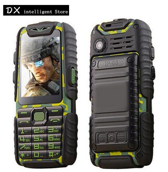 GuoPhone A6 Rugged Cell Phone