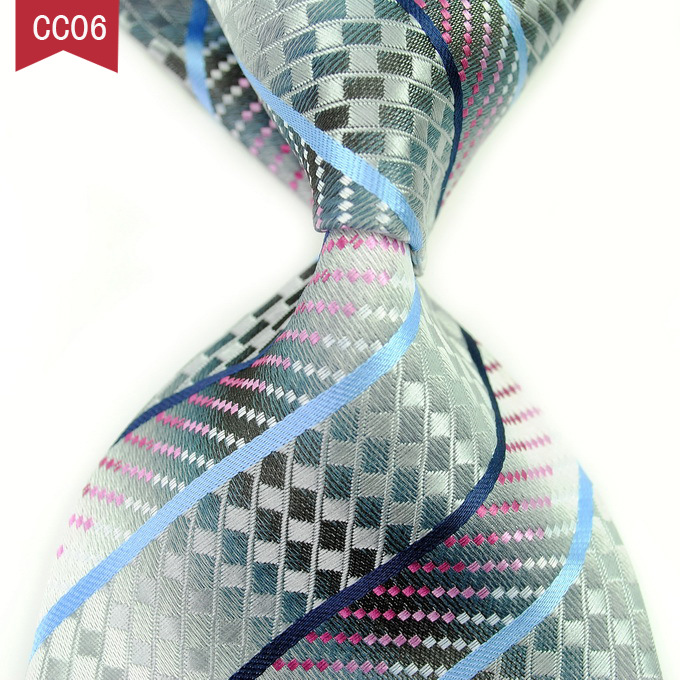 Colored Stripes Fashion Neck Tie Male Accessories Wedding Neckties For Bridegroom Men Ties Designers Fashion Drop Ship