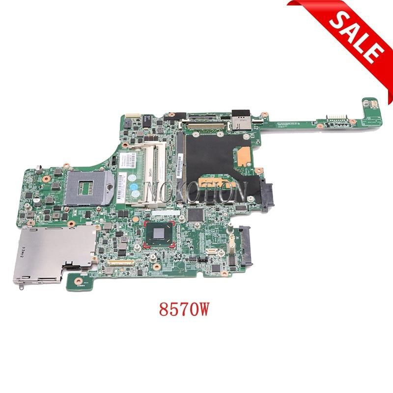 NOKOTION For Hp Elitebook 8570W 690643-001 Laptop Motherboard DDR3 HD4000 J8A with graphics slotNOKOTION For Hp Elitebook 8570W 690643-001 Laptop Motherboard DDR3 HD4000 J8A with graphics slot