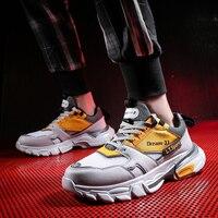 Men Sport Shoes Sneakers Big Size Men Summer Trail Running Shoes Breathable Men Shoes Sneakers Comfortable Mens Trainers Sport